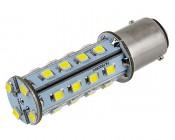 1157 LED Bulb - Dual Function 28 SMD LED Tower - BAY15D Retrofit