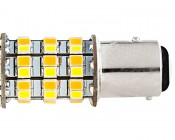 1157 Switchback LED Bulb - Dual Intensity 60 SMD LED Tower: Profile View