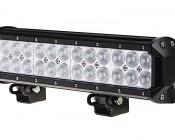 "12"" Heavy Duty Off Road LED Light Bar - 72W"