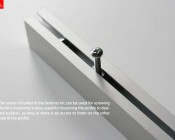 1208 Fastener Bolt Kit for Klus B1890 Edge Lit Channel: Installation Instructions. See PDF For More Details.