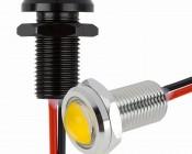 Bolt Beam 12mm LED Light - 55 Lumens