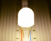 12mm Warm White LED (360 degree)