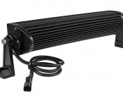 """14"""" Curved Off Road LED Light Bar - 72W: Back View"""