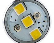 3156 LED Bulb w/ Focusing Lens - 15 SMD LED Tower - Wedge Retrofit