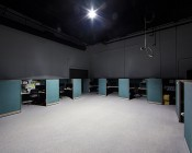 150 Watt High Power LED High Bay Light Fixture: Installed In Warehouse Office
