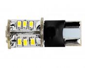 921 LED Bulb - 15 SMD LED Wedge Base Tower: Profile View