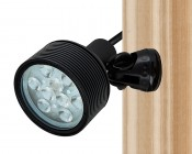 18W Color Changing RGB LED Landscape Spotlight (Remote Sold Separately): Wall Mounting