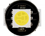 921 CAN Bus LED Bulb - 13 SMD LED Wedge Base Tower: Front View