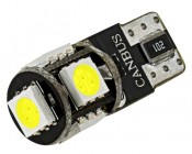 194 CAN Bus LED Bulb - 5 SMD LED Tower - Miniature Wedge Retrofit