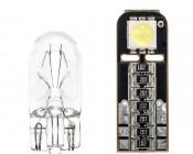 194 CAN Bus LED Bulb - 1 SIDE SMD LED - Miniature Wedge Retrofit
