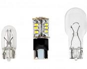 921 LED Bulb - 15 SMD LED Tower - Miniature Wedge Retrofit: Comparison