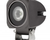 "2"" Square 10 Watt LED Mini Auxiliary Work Light"