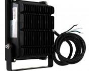 20 Watt High Power LED Flood Light Fixture: Back View