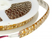 2WFLS-x1200-24V series Weatherproof Double Row 1200 High Power LED Flexible Light Strip