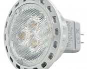 3 High Power LED MR11 Bulb