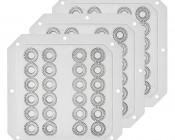 3pc Lens Kit for MDAL-150 Modular LED Shoebox Area Light