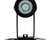 3 Watt LED Landscape Spot Light: Front View