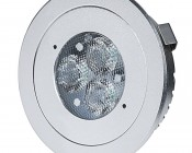 3 Watt LED Recessed Light Fixture - CREE XPE