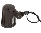 30-Watt-Knuckle-Mount-LED-Flood-Light-Bullet Style-Back-Wires