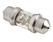 DE3175 LED Bulb - 4 LED Festoon - 30mm