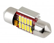 DE3022 CAN bus LED Bulb - 10 SMD LED Festoon - 31mm