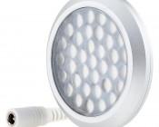 36 High Power SMD LED Puck Light Fixture