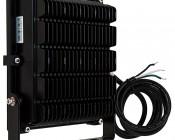 36 Watt High Power LED Flood Light Fixture: Back View
