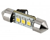 3710 LED Bulb - 3 SMD LED Festoon - 38mm