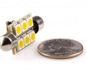 3710 LED Bulb - 6 SMD LED Festoon - 38mm