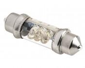 3910 LED Bulb - 6 LED Festoon - 39mm