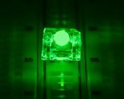 3mm Green High Flux LED