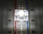 3mm White High Flux LED