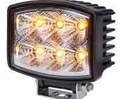 """4-1/2"""" Square 10W High Powered LED Work Light"""