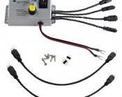 LBFA-D4 4 Channel LuxBar Dimmer