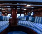 E12 LED bulb - 3 LED - Cool White: Inside Of Boat