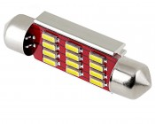 42mm Festoon Bulb with 12 LEDs