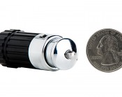 #5550 HIGHBEAM™ Rechargeable LED Light: Back View With Size Comparison