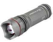 LED Flashlight - NEBO REDLINE LED Flashlight with Variable Focus Zoom Lens