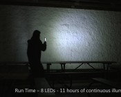 5618 Larry 8 LED Pocket Work Light