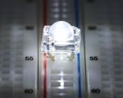 5mm Cool White High Flux LED