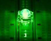 5mm Green High Flux LED