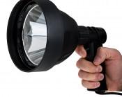 "6"" Round 10W Handheld Spot LED Work Light"