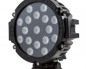 "6"" Round 51W Heavy Duty High Powered LED Work Light"