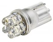 194 LED Bulb - 6 LED Wedge Base