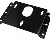 60W High Power LED Wall Pack: Included Wall Hanging Mounting Bracket