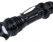 6189 REDLINE Select RC™ Rechargeable Tactical Flashlight with USB Powerbank