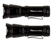 6273 Classic REDLINE OC Optimized Clarity Tactical Flashlight: Profile View