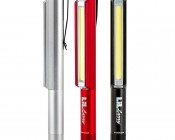 LiL Larry LED Flashlight by NEBO: Available in Red, Silver, & Black