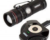 Rechargeable LED Flashlight with Charging Dock - NEBO REDLINE RC