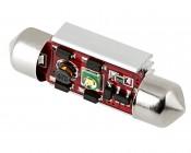 6418 LED CAN Bus Bulb - 1 SMD LED Festoon - 36mm